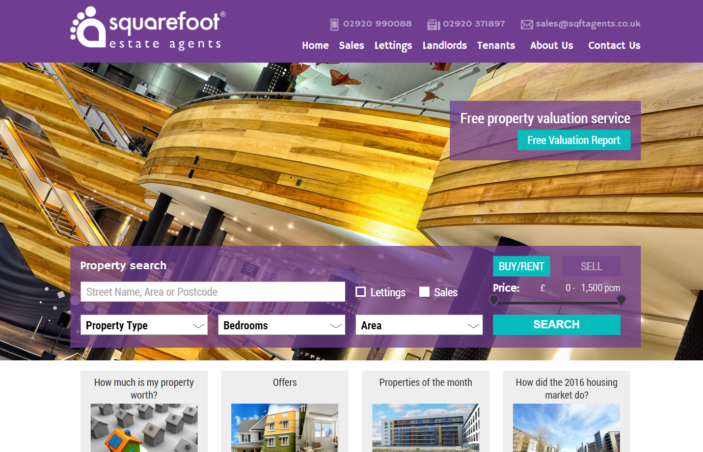 SquareFootAgents.co.uk