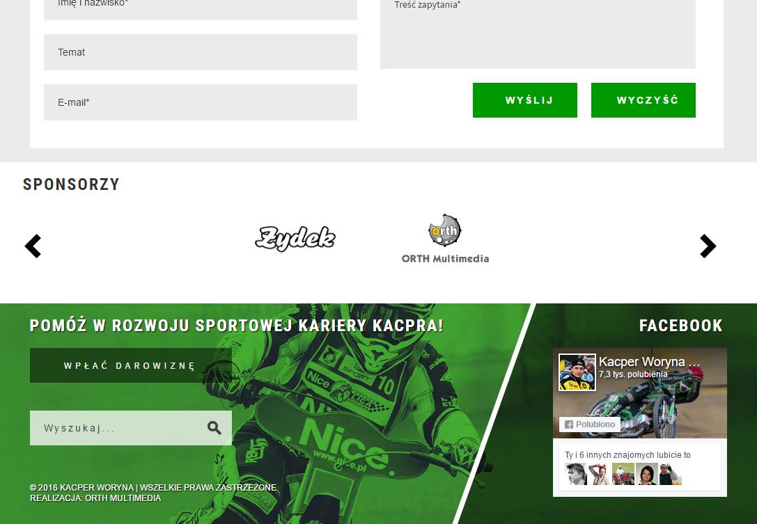 www.kacperworyna.pl