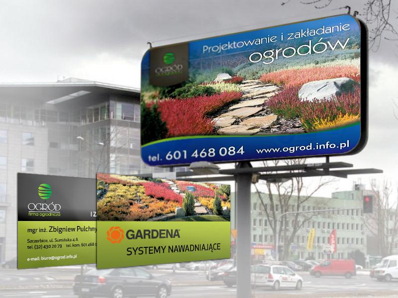 Firma Ogrodnicza Ogród