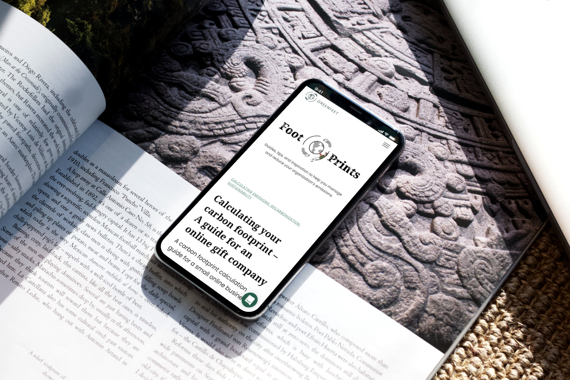 GreenFeet.com